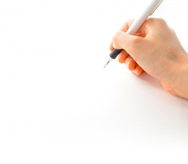 年賀状を上司へ書くときの正しいペンや葉書の種類と宛名書きについて知ろう