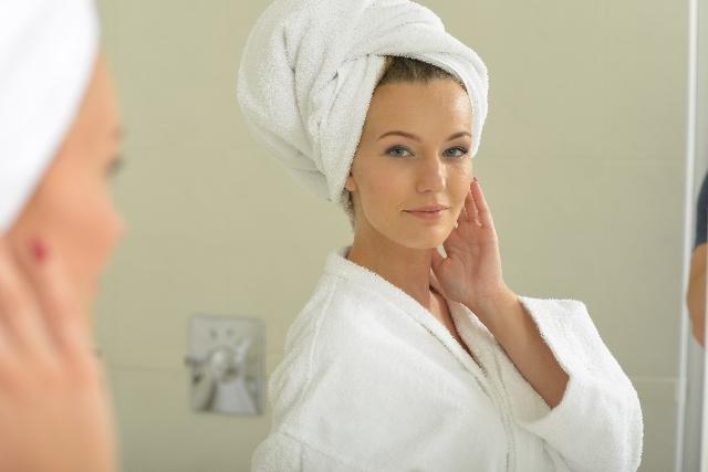 世界一受けたい授業「美肌」を作る正しい入浴法!緑茶と手抜きで乾燥肌を予防!