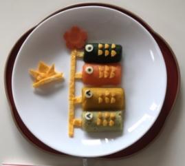 男の子 料理 初節句