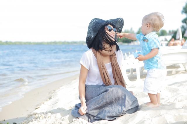 赤ちゃんの日焼け止め人気ランキング10選!石鹸や水で落とせる!