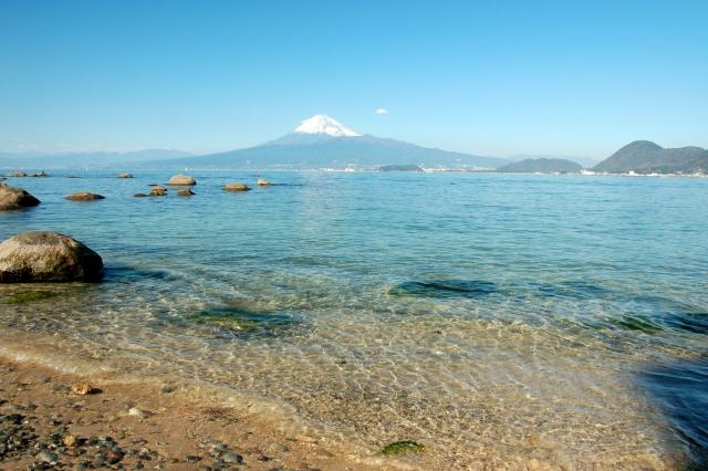 静岡の海水浴場人気ランキングTOP10!きれいな海限定!
