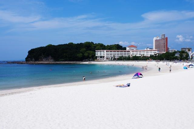 関西で人気の海水浴場ランキングBEST10!綺麗な水質はココ!
