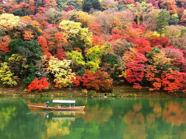 京都の紅葉名所ランキングBEST10!見頃やライトアップについても