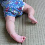 生後7ヶ月でずりばいしないのは大丈夫?練習方法と泣くときの対処法