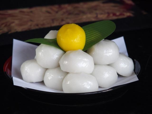 お月見団子の作り方 白玉粉や上新粉を使った簡単レシピをご紹介!