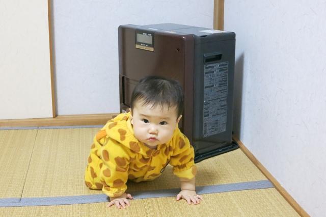 赤ちゃんに安全なヒーターの選び方とやけどしないおすすめ商品5選!