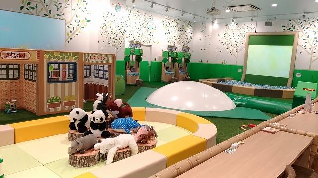 レクト広島は子供と遊べるキッズスペースやイベントが充実!セガも体験してきました