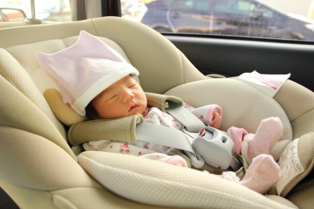 チャイルドシートで新生児から使えるおすすめ7選!isofixとシートベルト式の違いも